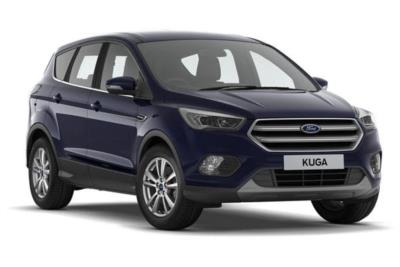Ford Kuga Estate 1.5T EcoBoost 120ps  Zetec 5dr 2wd 6Mt Business Contract Hire 9x35 10000