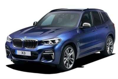 Bmw X3 Diesel Estate xDrive 30d M-Sport 5dr Step Auto 18Mdy Business Contract Hire 6x35 10000