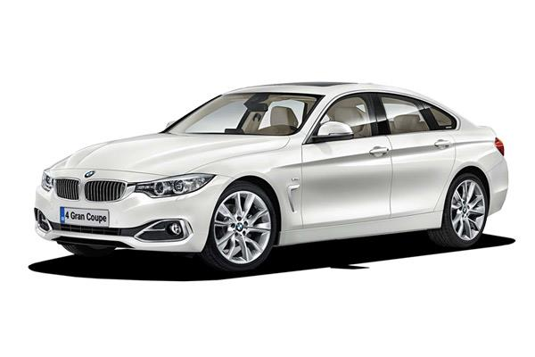 BMW 420d Gran Coupe M Sport Professional Media auto from £226.76 + VAT per month