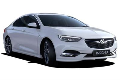 Vauxhall Insignia Grand Sport 1.5T ecoTec 140ps Design Nav 5dr 6Mt Business Contract Hire 6x35 10000