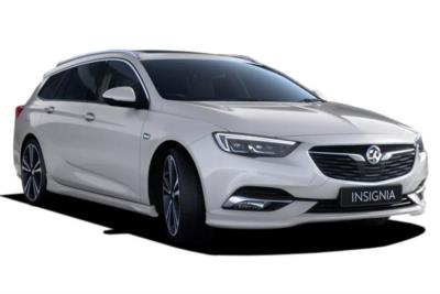 Vauxhall Insignia Sports Tourer 1.5T ecoTec 140ps Design 5dr 6Mt Business Contract Hire 6x35 10000