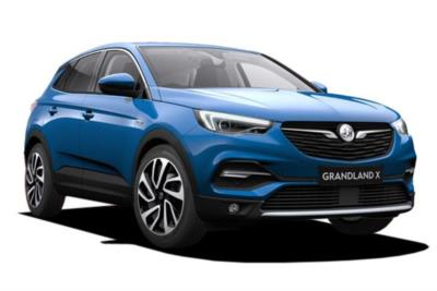Vauxhall Grandland X Hatchback 1.2T 130ps Se 5dr Auto Business Contract Hire 6x35 10000