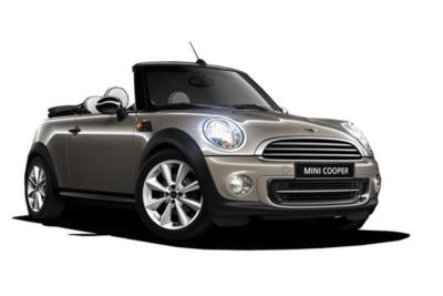Mini Convertible Cooper 1.5 134ps (Chilli Pack) 2dr Mt Business Contract Hire 6x35 10000