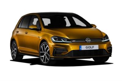 Volkswagen Golf Hatchback 2.0 Tsi 310ps 4Motion R 5dr 6Mt Business Contract Hire 6x35 10000