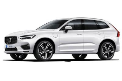 Volvo Xc60 2.0 T5 AWD (254ps) R-Design Pro 5dr Geartronic Business Contract Hire 6x35 10000