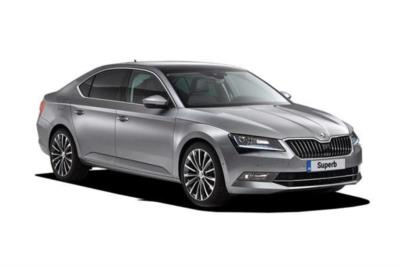 Skoda Superb Diesel Hatchback 2.0 Tdi Cr 150ps Se L Executive 5dr 6Mt Business Contract Hire 6x35 10000