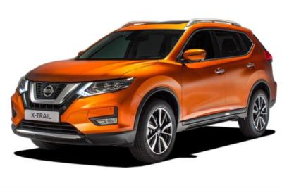 Nissan X-trail Station Wagon 1.6 DiG-T 163ps N-Connecta 5dr (7 Seat) 2WD 6Mt Business Contract Hire 6x35 10000