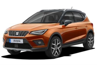 Seat Arona Hatchback 1.0 Tsi 95ps Se 5dr 6Mt Business Contract Hire 6x35 10000