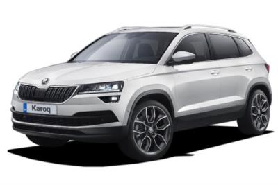 Skoda Karoq Diesel Estate 1.6 Tdi 115ps SE 5dr 6Mt Business Contract Hire 6x35 10000