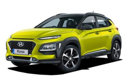 Hyundai Kona Hatchback 1.0T Gdi 120ps Blue Drive S 5dr 2wd 6Mt Business Contract Hire 6x35 10000