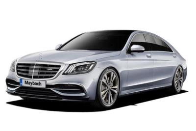 Mercedes Benz S Class Saloon Maybach S650 4dr Auto Business Contract Hire 6x35 10000