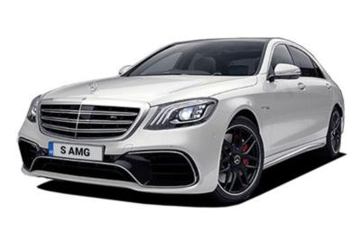 Mercedes Benz S Class AMG Saloon S63L AMG 4dr Auto Business Contract Hire 6x35 10000