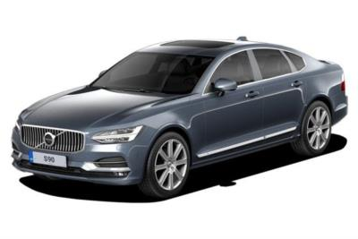 Volvo S90 T4 190ps R-Design Pro Geartronic Auto Business Contract Hire 6x35 10000