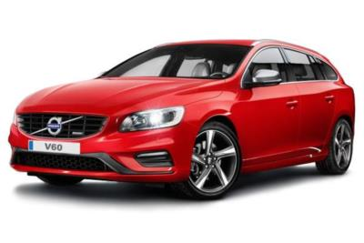 Volvo V60 Special Edition 2.0 (367ps) Polestar Geartronic Auto Business Contract Hire 6x35 10000