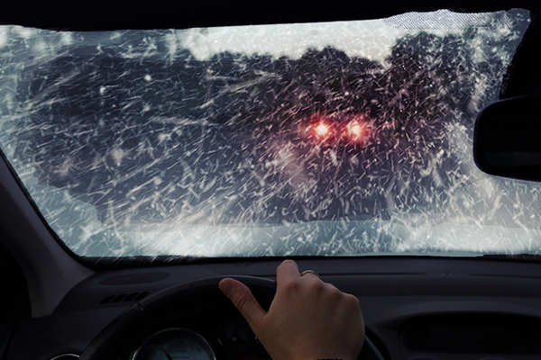 Top tips for driving in snow and bad weather