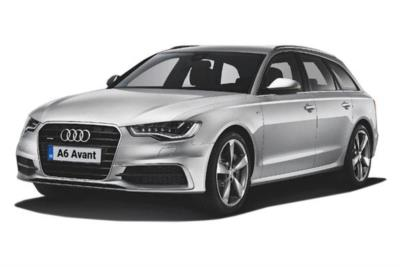 Audi A6 Diesel Avant 2.0 Tdi 190ps Ultra Se Executive 5dr 6Mt Business Contract Hire 6x35 10000