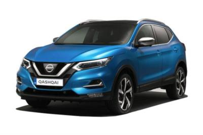 Nissan Qashqai 1.2 DiG-T N-Connecta 5dr 6Mt Personal Contract Hire 6x35 10000