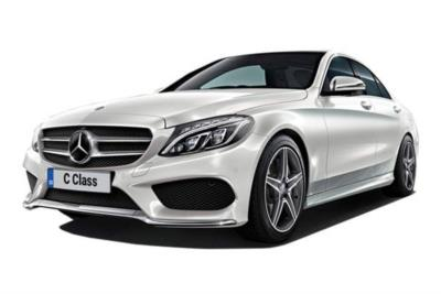 Mercedes Benz C Class Diesel Saloon C220d Amg Line 9G-Tronic Auto Business Contract Hire 6x47 8000