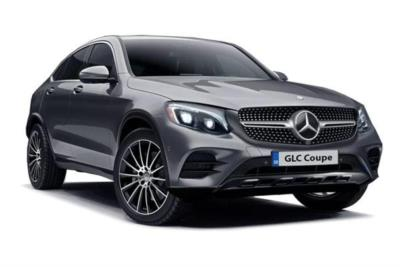 Mercedes Benz GLC Class Coupe 250 211ps 4Matic Sport 5dr 9G-Tronic Business Contract Hire 6x35 10000