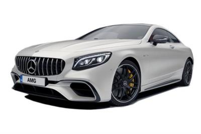Mercedes Benz S Class AMG Coupe S63 (612) 2dr Auto Business Contract Hire 6x35 10000