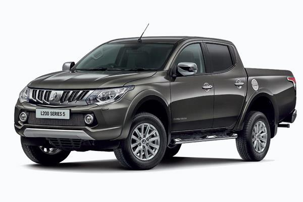 Mitsubishi L200 Diesel Special Edition Double Cab 178ps Di-d Barbarian SDA 4wd Auto from £222.01 + VAT per month