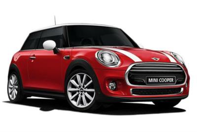 Mini Hatchback Cooper 1.5 (Chilli Pack) 5dr Auto Business Contract Hire 6x35 10000