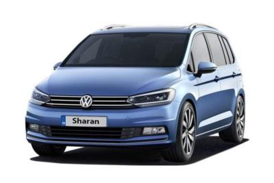 Volkswagen Sharan Diesel Estate 2.0 Tdi CR 184 Se Bluemotion Tech 5dr Dsg Business Contract Hire 6x35 10000