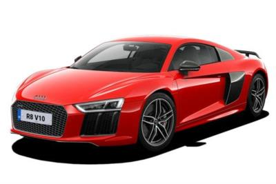 Audi R8 Coupe Special Edtions 5.2 Fsi V10 540ps Rear Wheel Series 2dr S-Tronic 7At Business Contract Hire 6x35 10000