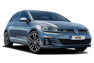 Volkswagen Golf Diesel Hatchback 2.0 Tdi 184ps Gtd 5dr 6Mt 17 Personal Contract Hire 6x35 10000