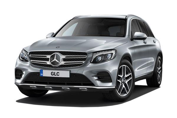 Beat the snow! Mercedes Benz GLC Class 220d 170ps 4Matic AMG Line 9G-Tronic from £299.21 + VAT per month