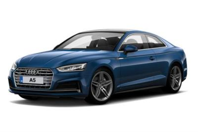Audi A5 Diesel Coupe 2.0 Tdi 190ps Quattro Sport 2dr S-Tronic 7At Business Contract Hire 6x35 10000