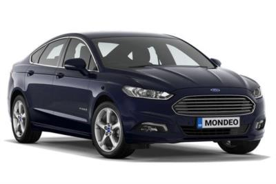 Ford Mondeo Saloon 2.0 Hybrid 187ps Titanium X Pack 5dr Auto Business Contract Hire 6x35 10000