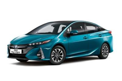 Toyota Prius Hatchback 1.8 Vvti Plug-in Excel 5dr CVT Business Contract Hire 6x35 10000