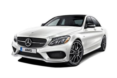 Mercedes Benz C Class AMG Saloon C43 AMG 367ps 4Matic 4dr 7At Business Contract Hire 6x35 10000