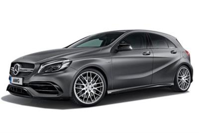 Mercedes Benz A Class AMG Hatchback A45 AMG 4-Matic 5dr Auto Business Contract Hire 6x35 10000