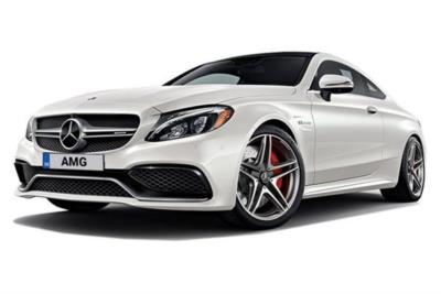 Mercedes Benz C Class AMG Coupe C63 S 2dr Auto Business Contract Hire 6x35 10000