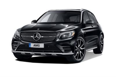 Mercedes Benz GLC Class AMG Estate 43 367ps 4Matic 5dr 9G-Tronic Business Contract Hire 6x35 10000