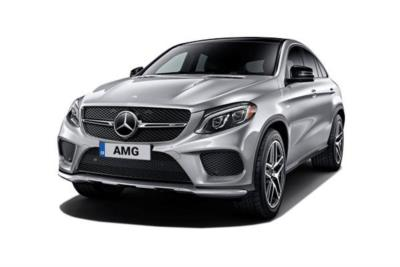 Mercedes Benz GLE AMG Coupe 43 4Matic Designo Line 5dr 9G-Tronic Business Contract Hire 6x35 10000