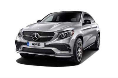Mercedes Benz GLE AMG Coupe 63 S 4Matic Night Edition 5dr 7G-Tronic Business Contract Hire 6x35 10000