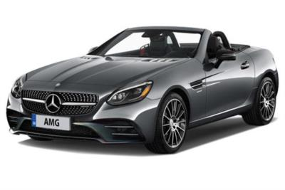 Mercedes Benz SLC AMG Roadster SLC 43 2Dr 9G-Tronic Auto Business Contract Hire 6x35 10000