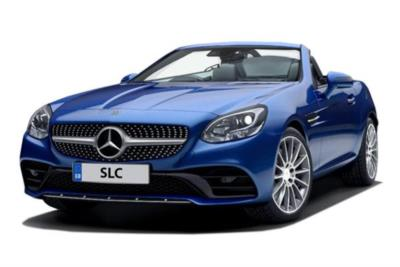 Mercedes Benz SLC Roadster 180 AMG Line 2dr 9G-Tronic Auto Business Contract Hire 6x35 10000