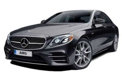 Mercedes Benz E Class AMG Saloon E43 4Matic 4Dr 9G-Tronic Business Contract Hire 6x35 10000
