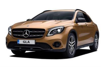 Mercedes Benz GLA Class Diesel Hatchback 220d 177ps AMG Line 5dr 4Matic 7G-Dct Auto 4x4 Business Contract Hire 6x35 10000