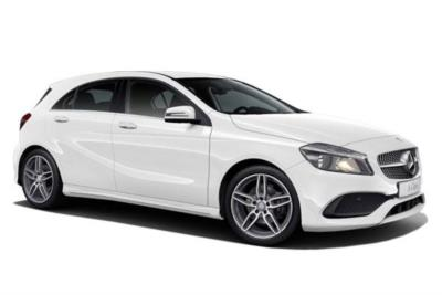 Mercedes Benz A Class Hatchback A180 1.6 122ps Sport 5dr 6Mt Business Contract Hire 6x35 10000