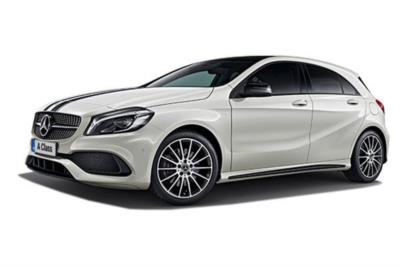 Mercedes Benz A Class Hatchback Special Edition A180d 1.5 109ps WhiteArt 5dr 6Mt Business Contract Hire 6x35 10000