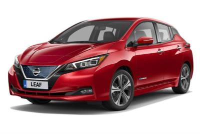 Nissan Leaf Hatchback Acenta 5dr Auto Personal Contract Hire 6x35 10000