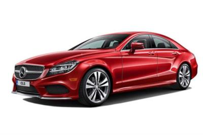 Mercedes Benz CLS Diesel Coupe 220d AMG Line 4dr 7G-Tronic Personal Contract Hire 6x35 10000