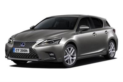 Lexus Ct Hatchback 1.8 200h F-Sport 5dr Cvt Auto Business Contract Hire 6x35 10000