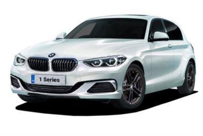 Bmw 1 Series Diesel Hatchback Special Eds 120d M Sport Shadow Edition 3dr Step Auto Business Contract Hire 6x35 10000