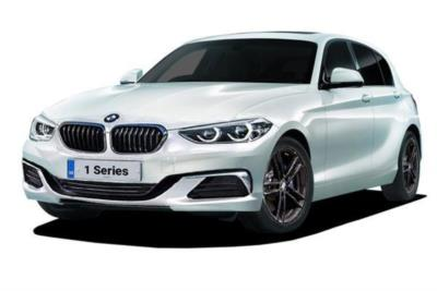 Bmw 1 Series Diesel Hatchback Special Eds 120d xDrive M Sport Shadow Edition 5dr Step Auto Business Contract Hire 6x35 10000